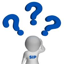 SIP question makr