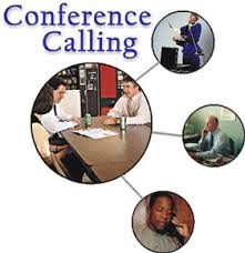 conference calling bubble