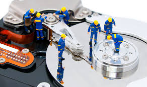 hard drive little men