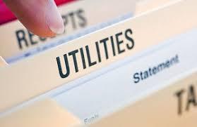 utilities statement